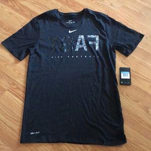 """""""FAST"""" Nike Football Shirt"""